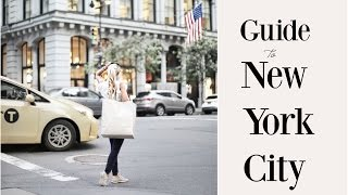 Download HOW TO SPEND 3 DAYS IN NYC | New York City Guide | Fashion Mumblr Video