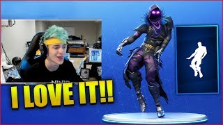 Download NINJA REACTS TO *NEW* WIGGLE DANCE EMOTE - Fortnite Best & Funny Moments (Fortnite Battle Royale) Video