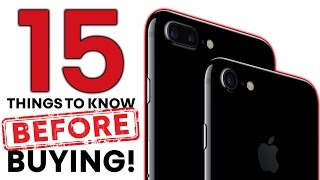 Download iPhone 7 & 7 Plus - 15 Things Before Buying! Video