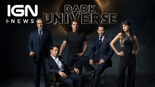 Download Dark Universe Announced as Universal Monsters Shared Universe - IGN News Video