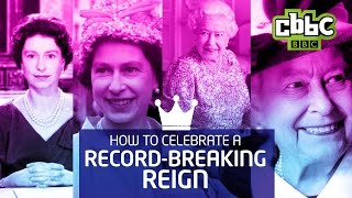 Download How should Queen Elizabeth mark her longest reign? CBBC Newsround Video
