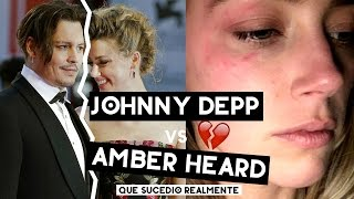 Download Johnny Depp y Amber Heard: ¿QUE SUCEDIÓ REALMENTE? Video