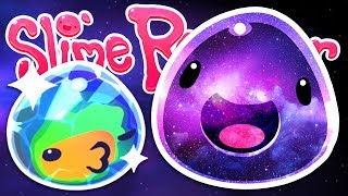 Download GALAXY SLIME!! (Slime Rancher) Video