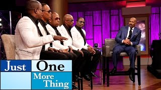 Download New Edition Perform!    STEVE HARVEY Video