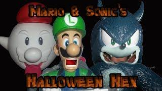 Download Mario & Sonic's Halloween Hex Video