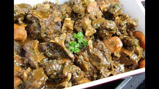 Download The Ultimate Slowcooker Oxtail Recipe #TastyTuesdays| CaribbeanPot Video