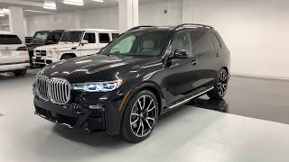 Download 2019 BMW X7 xDrive40i Premium Excellence - Walkaround 4k Video