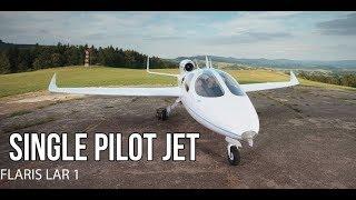 Download Flaris LAR01 High Performance Light Jet Video