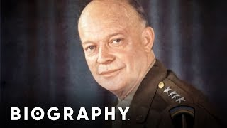 Download Dwight D. Eisenhower - 34th U.S. President & Commander of Allied Forces in WW2 | Mini Bio | BIO Video