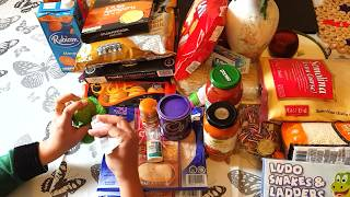 Download Tesco and Morrisons Shopping Haul | Indian Monthly Grocery Shoping Video