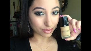 Download Giorgio Armani Luminous Silk Foundation DEMO & REVIEW Video