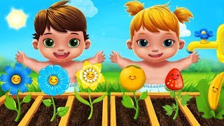 Download Fun Care Kids Game - Baby Twins Babysitter - Play Dress Up, Care & Bath Time Games For Kids Video