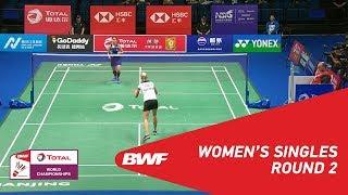 Download WS | Ratchanok INTANON (THA) [4] vs Mia BLICHFELDT (DEN) | BWF 2018 Video