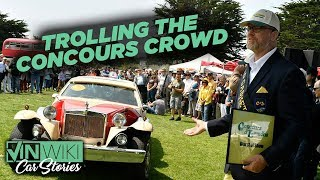 Download How I trolled every Concours d'Elegance Video