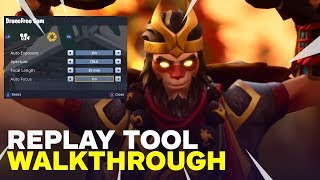 Download Fortnite: How to Use The Replay Tool (Developer Walkthrough) Video