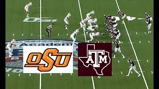 Download Oklahoma State vs Texas A&M Football Bowl Game 12 27 2019 Video