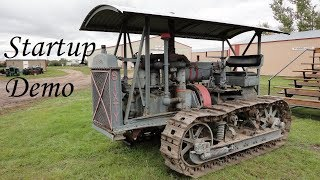 Download Caterpillar Sixty Engine Startup Demo Video