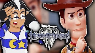 Download REOCTING TO... Kingdom Hearts III D23 Expo Trailer (TOY STORY AND RELEASE YEAR) Video
