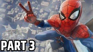 Download WEB SLINGER HEAD DINGER \\ Marvel's SPIDER-MAN PS4 GAMEPLAY \\ PART 3 Video