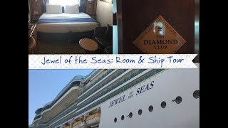 Download JEWEL OF THE SEAS | ROOM & SHIP TOUR | AUGUST 2017 Video
