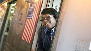 Download Staten Island Railway engineers: Women drive the commute Video