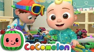 Download Clean Up Song | CoCoMelon Nursery Rhymes & Kids Songs Video