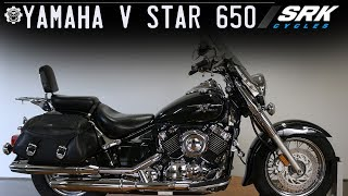 Download Yamaha V Star 650(perfect beginner bike) Video