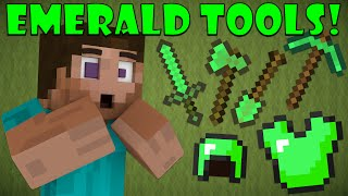 Download Why Emerald Tools Don't Exist - Minecraft Video