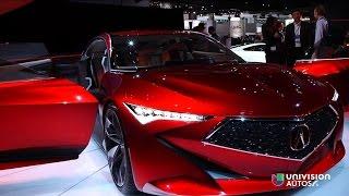 Download Detroit 2016: Acura Precision Concept Video