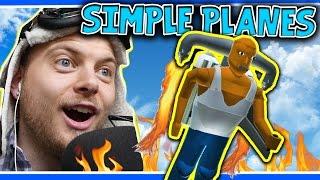 Download SquiddyPlays - JETPACK MAN! - Simple Planes! [5] Video