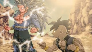 Download Super Saiyan 5 Goku is Born Video