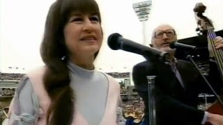 Download The Seekers - I Am Australian, Georgy Girl, Waltzing Matilda, (Live, 1994, + Aus National Anthem!) Video