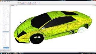 Download GTA 4 Car Mod Tutorial - 11 UV Mapping taillight in Zmodeler 2 Tutorial Video