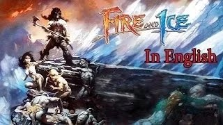 Download Fire & Ice - Cartoon Movie In English Video