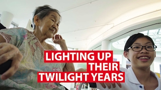 Download Lighting Up Their Twilight Years | CNA Insider Video
