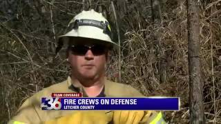 Download Crews on Defense to fight wildfires Video