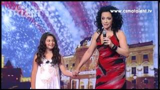 Download Diana Kalashová | Česko Slovensko má talent 2011 Video