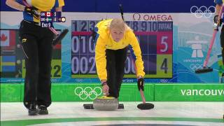 Download Canada vs Sweden - Women's Curling Gold Medal Match Highlights - Vancouver 2010 Olympics Video