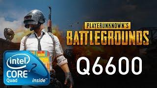 Download PlayerUnknown's Battlegrounds - Intel Core 2 Quad Q6600 + Zotac 1050ti 4GB OC FullHD Video