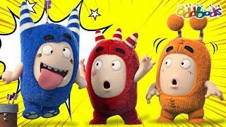 Download Oddbods | TARGET PRACTICE | Funny Cartoons For Children Video