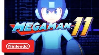 Download Mega Man 11 Pre-order Trailer - Nintendo Switch Video