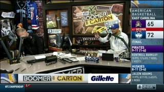 Download Boomer and Carton - Craig goes on NY Jets Rant Video