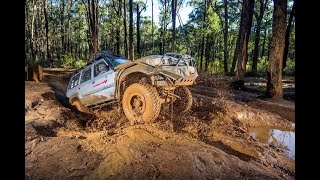 Download Toughest Weekender! Twisted tail shafts, broken steering, bottomless mud & epic recoveries Video