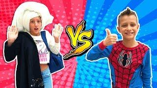 Download GIRLS vs. BOYS Morning Routine!!! Video