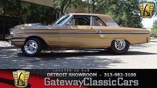 Download 1964 Ford Fairlane Stock # 969-DET Video