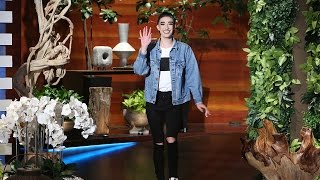 Download First Male CoverGirl James Charles Meets Ellen Video