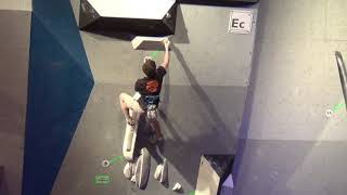 Download Colin Duffy 2018 Bouldering Youth National Finals Video