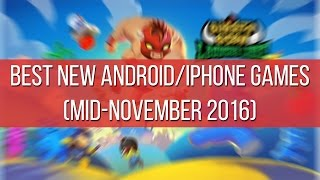 Download Best new Android and iPhone games (mid-November 2016) Video