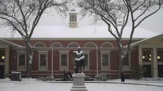 Download Wintertime at Brown Video