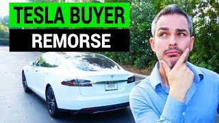 Download Buyers remorse after buying Tesla Model S ( before the autopilot upgrade ) Video